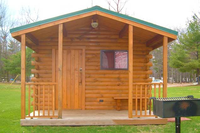 New York Campgrounds Adventure Bound Deer Run Ny Cabin