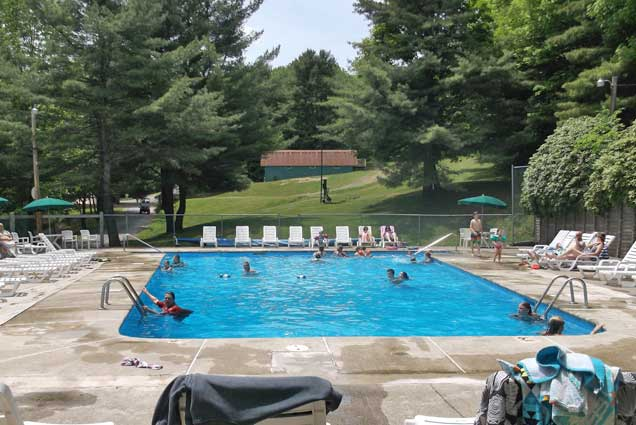 Adventure Bound Cooperstown New York | NY Camping Cabins | NY Campsites
